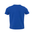 Hampton Primary Logo Toddler T Shirt - Royal