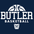 Butler Basketball Hype T Shirt - Navy