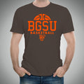 Bowling Green Basketball Hype T Shirt - Brown