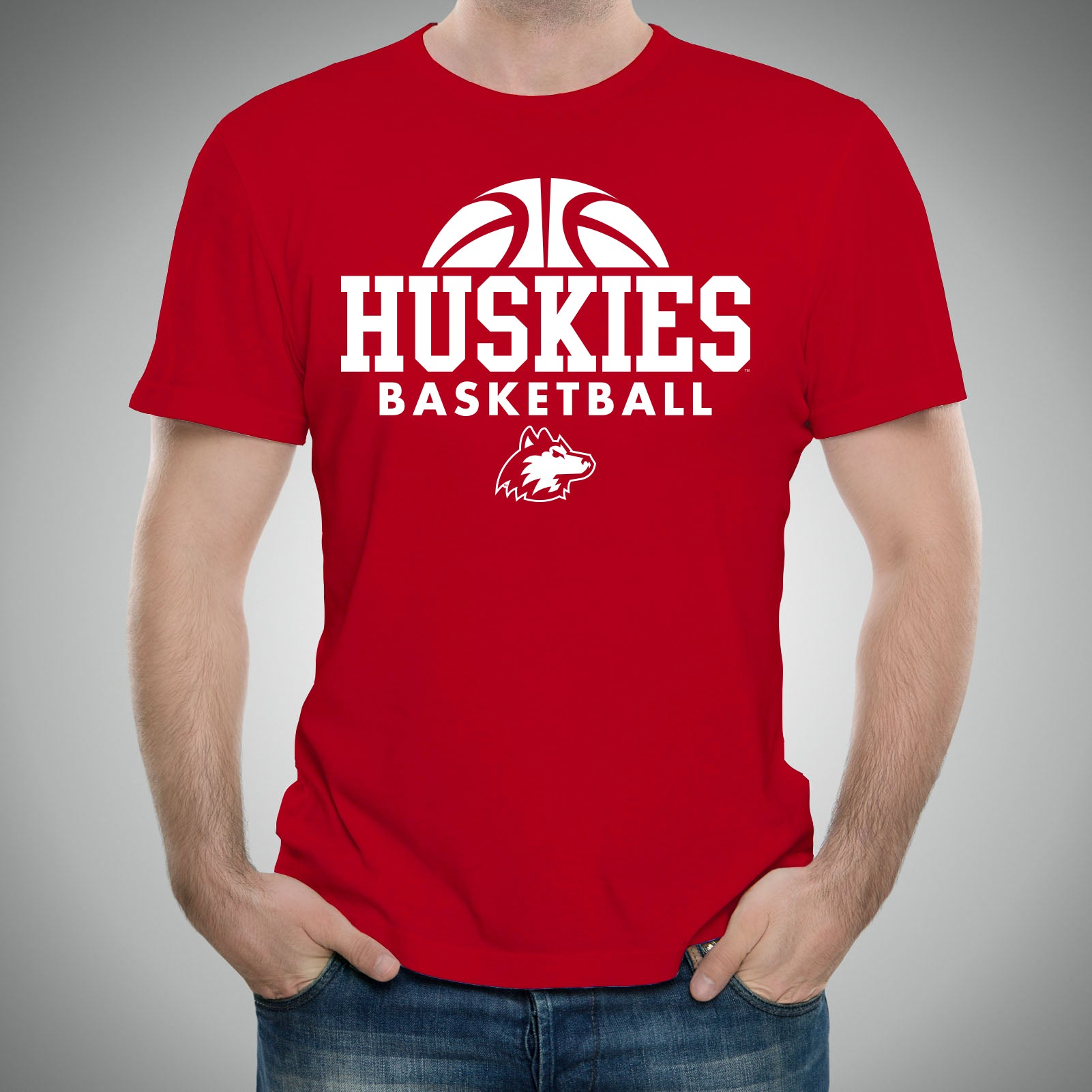 NCAA Northern Illinois Huskies T-Shirt V4