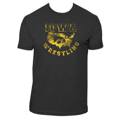 Iowa USA Wrestling NLA - Black