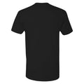 Purdue University Boilermakers Retro Faded Basketball Next Level Short Sleeve T Shirt - Black