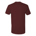 Loyola University Chicago Rambles Faded Retro Basketball Next Level Short Sleeve T Shirt - Maroon