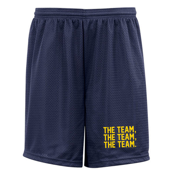 Bo TTT Youth Shorts - Navy