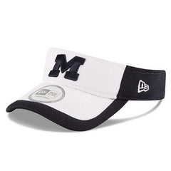 Michigan Adjustable Visor - White/Navy