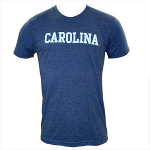 Block Carolina Triblend - Tri-Indigo