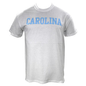 Carolina Short Sleeve Basic T - White