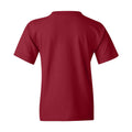 Aquinas Basic Block Youth T Shirt - Garnet