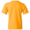Baylor Basic Block Youth T Shirt - Gold