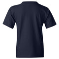 Emory Arch Logo Youth T Shirt - Navy