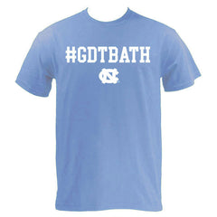 #GDTBATH Short Sleeve - C. Blue