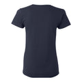 Florida Atlantic Arch Logo Womens T Shirt - Navy