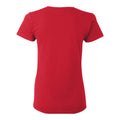 Baseball Mom - Baseball, Mom, Women, Sports, Ladies T-Shirt Basic Cotton - Red