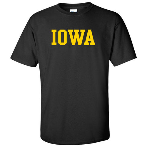 Block Iowa Basic - Black