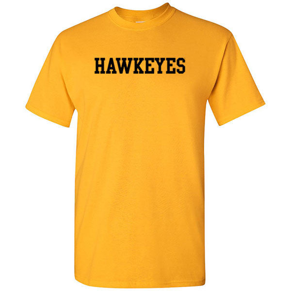Block Hawkeyes Basic - Gold
