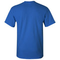 Indiana State University Sycamores Basic Block Short Sleeve T Shirt - Royal
