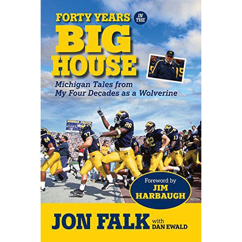 Forty Years In The Big House - Jon Falk