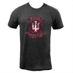 Indiana Basketball Distress - Tri-Black