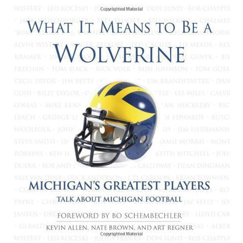 What It Means To Be A Wolverine Book
