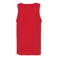 Bridgewater State University Bears Basic Block Tank Top - Red