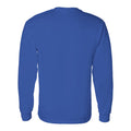 Hampton Basic Block Long Sleeve - Royal