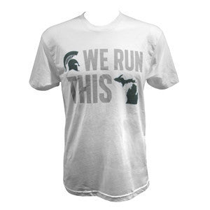 We Run This - White