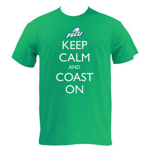 FGCU Keep Calm and Coast On - Kelly