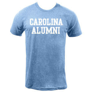 UNC Alumni Triblend - Athletic Blue