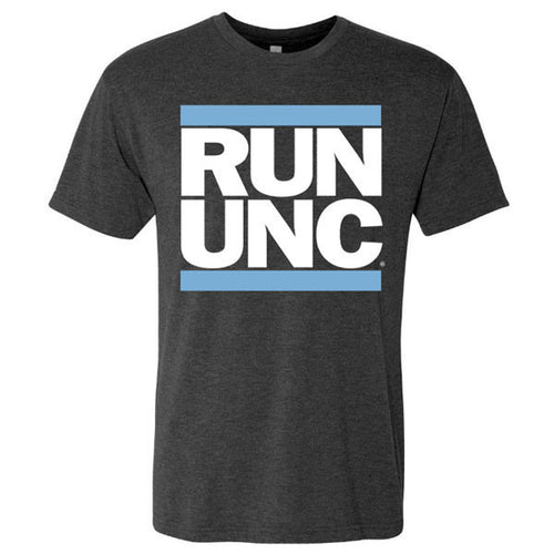 RUN UNC Triblend - Vintage Black