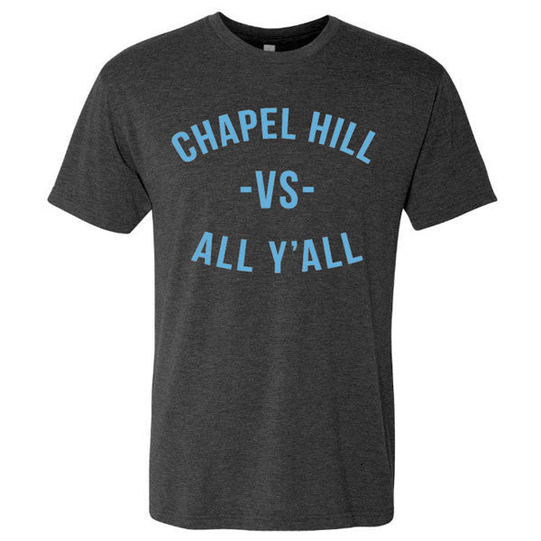 Chapel Hill VS All Y'all Triblend - Vintage Black