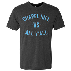 Chapel Hill VS All Y'all Triblend - Vtg Black