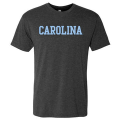 Block Carolina Triblend - Vtg Black