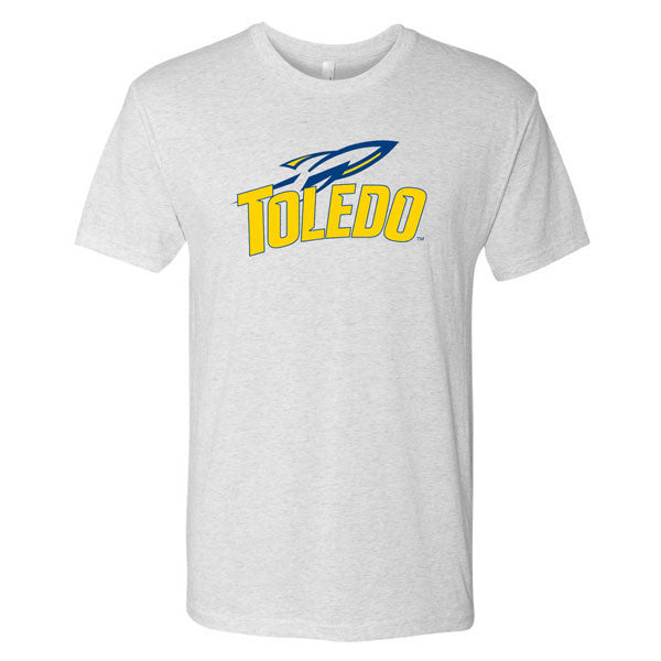 Toledo Athletic Mark Tee - Heather White