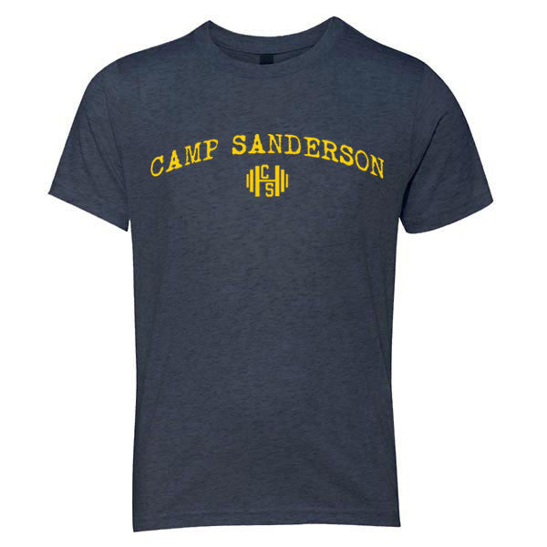 Camp Sanderson Youth - Vintage Navy