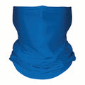 Augusta Sport Wicking Gaiter Face Mask - Royal