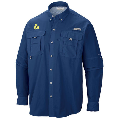 Bo Sig Columbia Bahama Long Sleeve - Navy