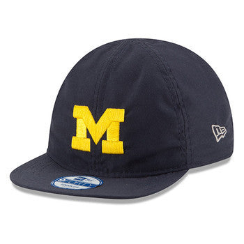 Michigan Toddler Top Flip Adj. Hat - Navy