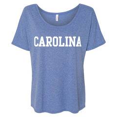 Carolina Slouchy 8816 - Blue Triblend