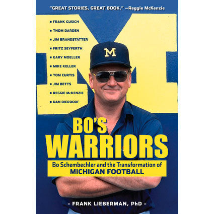Bo's Warriors Book