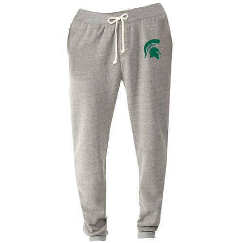 Spartan Helmet Fleece Jogger - Eco Grey