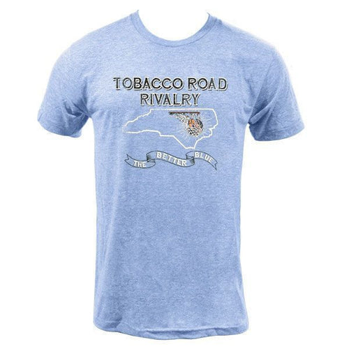 Tobacco Road Rivalry - Athletic Blue