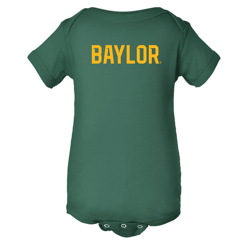 Baylor University Beats Basic Block Creeper - Forest