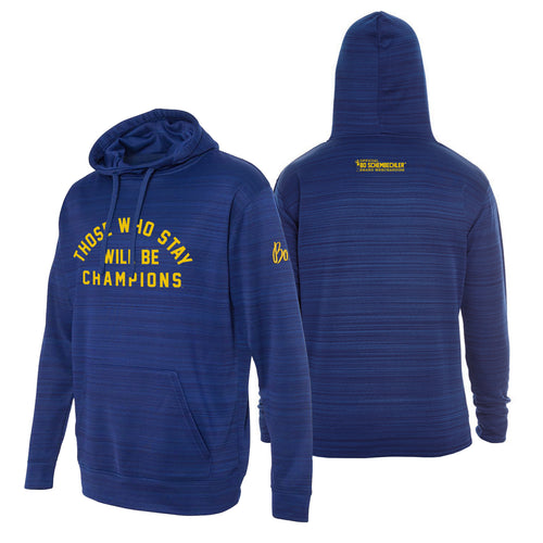 Those Who Stay Arch Bo Sig Pullover Hoodie - Sapphire