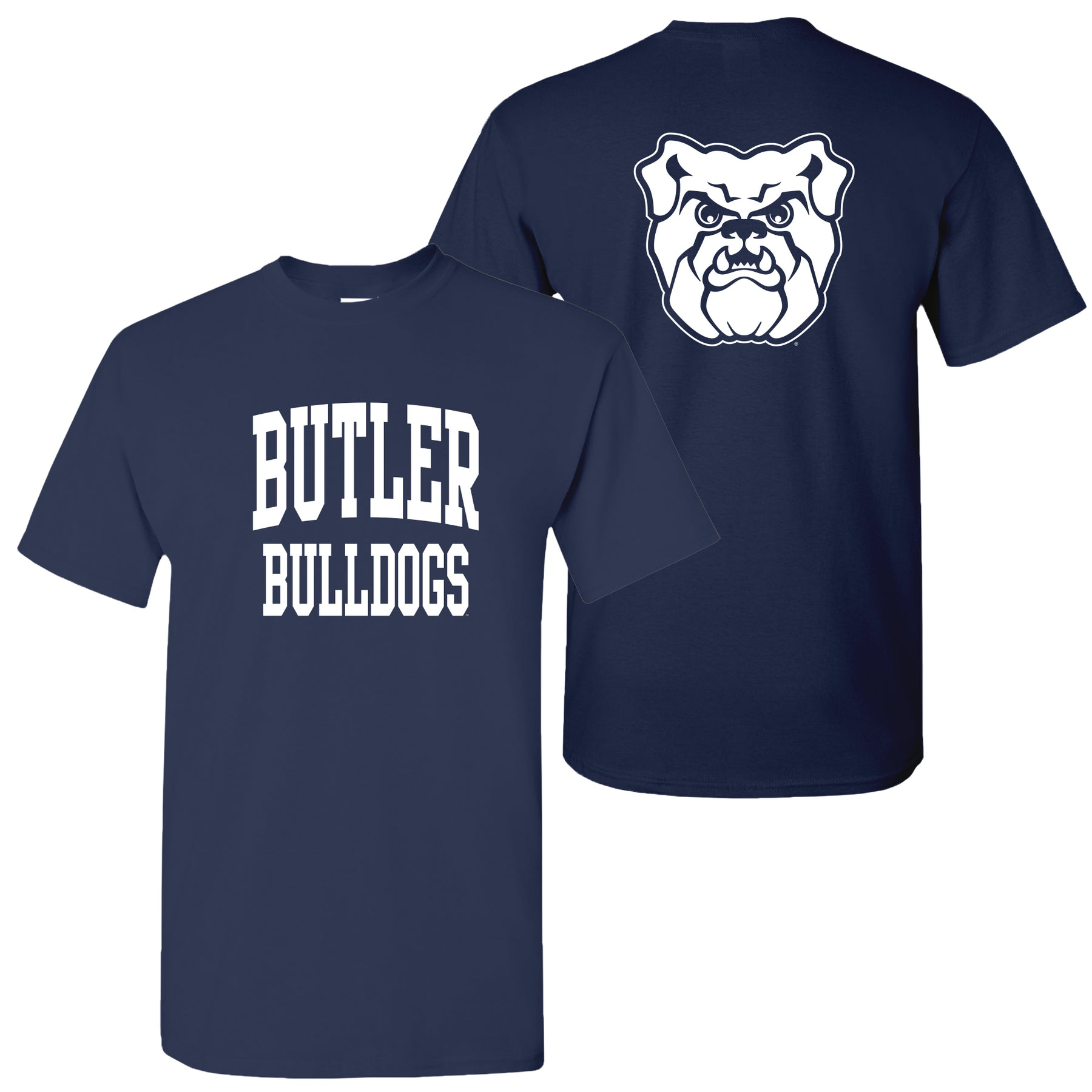 NCAA Butler Bulldogs T-Shirt V1