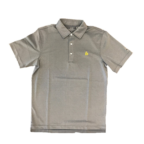 Bo Sig Vineyard Vines Dimple Performance Polo - Oxford