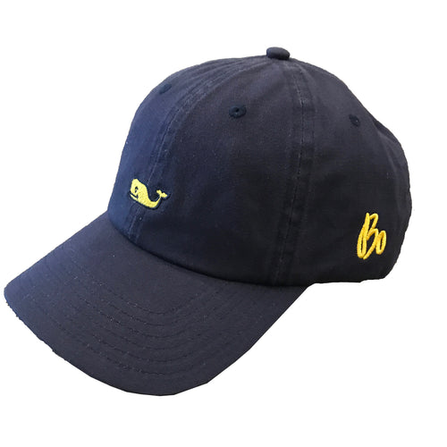 Bo Sig Vineyard Vines Hat - Navy