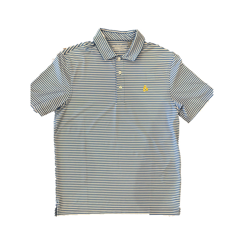 Bo Sig Vineyard Vines Winston Polo - Ocean Breeze