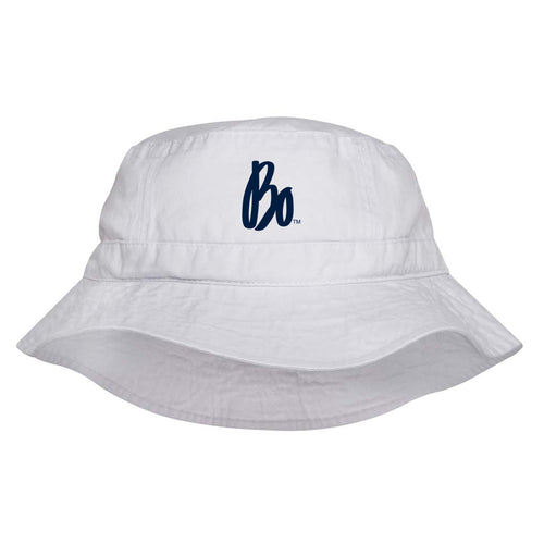 University of Michigan Block M Bo Schembechler Signature Vacationers Cap - White