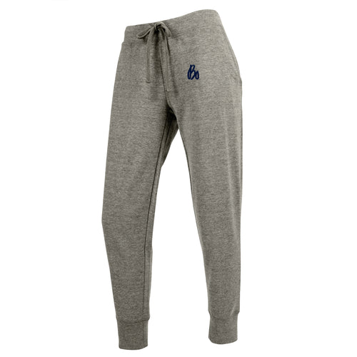 Bo Schembechler Signature Women's Adventure Jogger - Pewter Heather