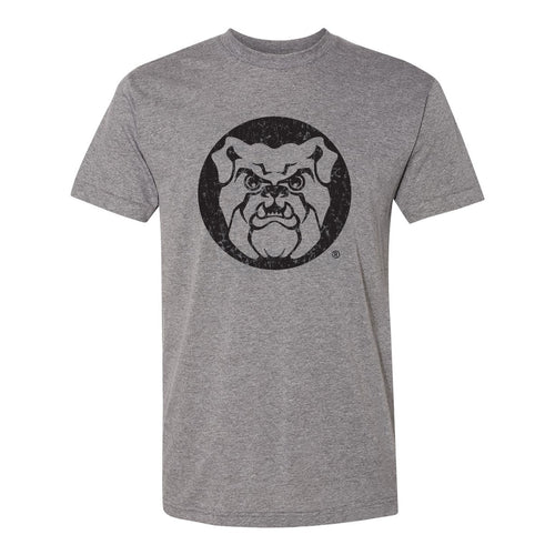 Butler Distressed Primary T Shirt - Athletic Grey
